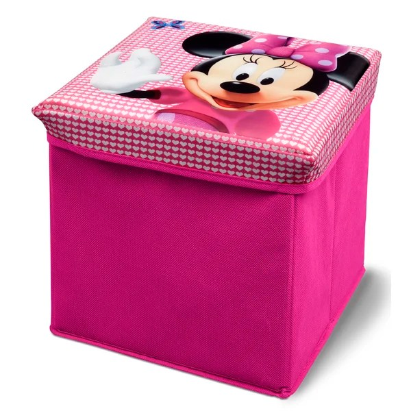 Minnie Maus Sessel Deltachildren Kinder Polsterhocker Minnie Maus