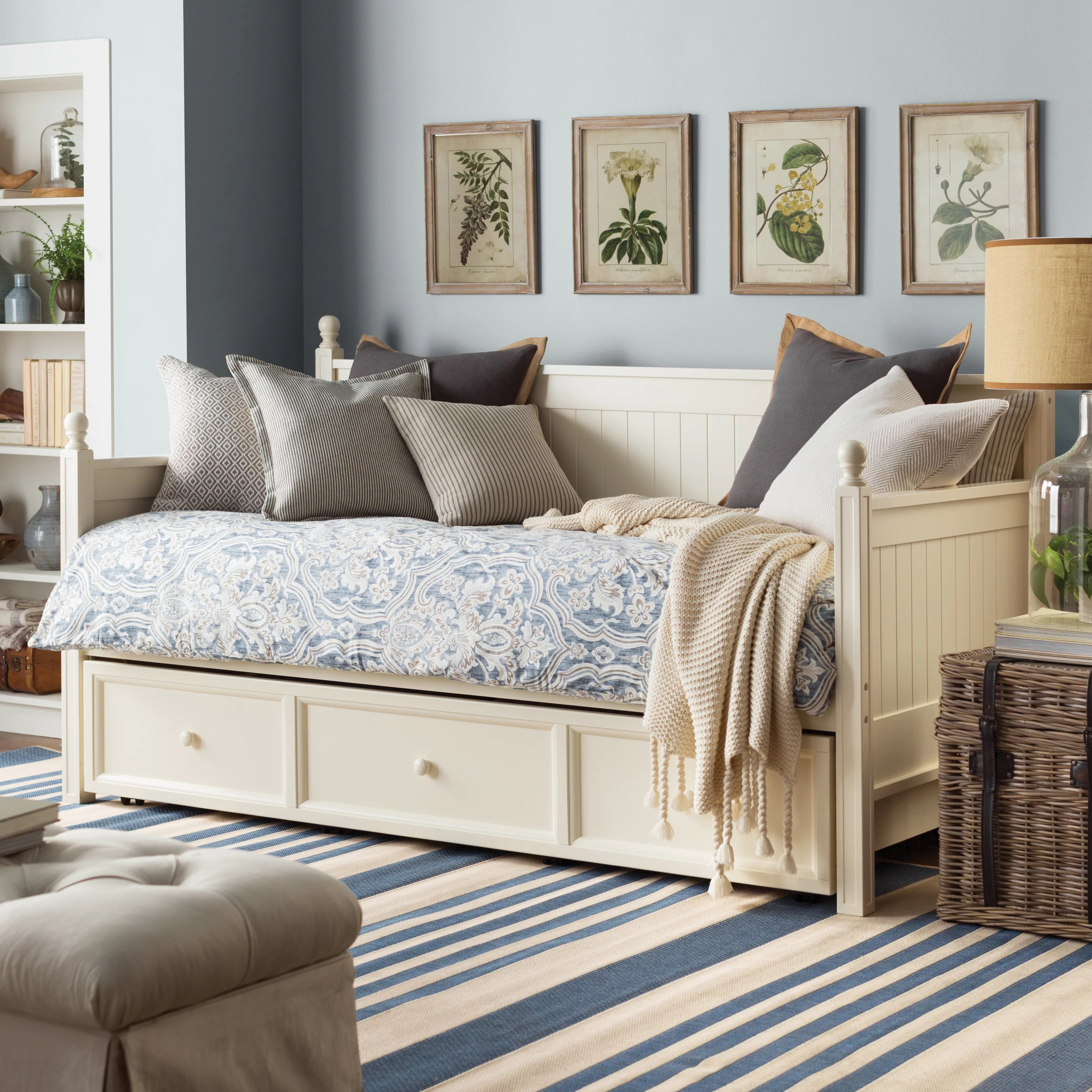 Bed Bedroom Furniture Farmhouse Rustic Bedroom Furniture Birch Lane