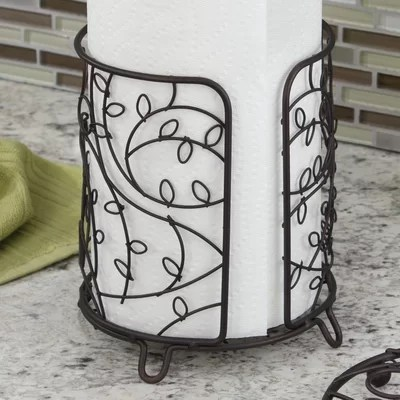 Find Paper Towel Napkin Holders For Your Kitchen Wayfair