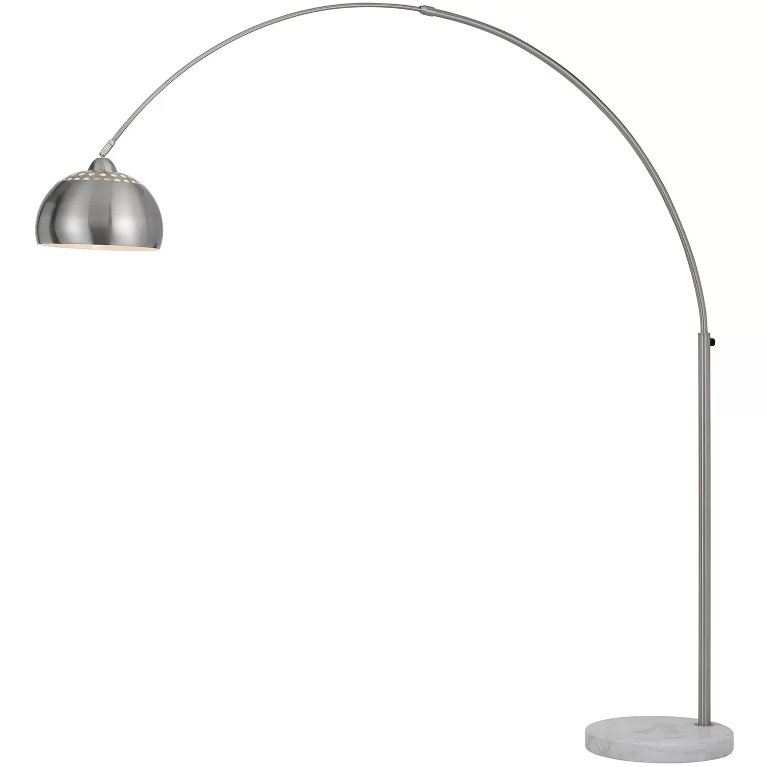 Small Arc Floor Lamp Valeria 73