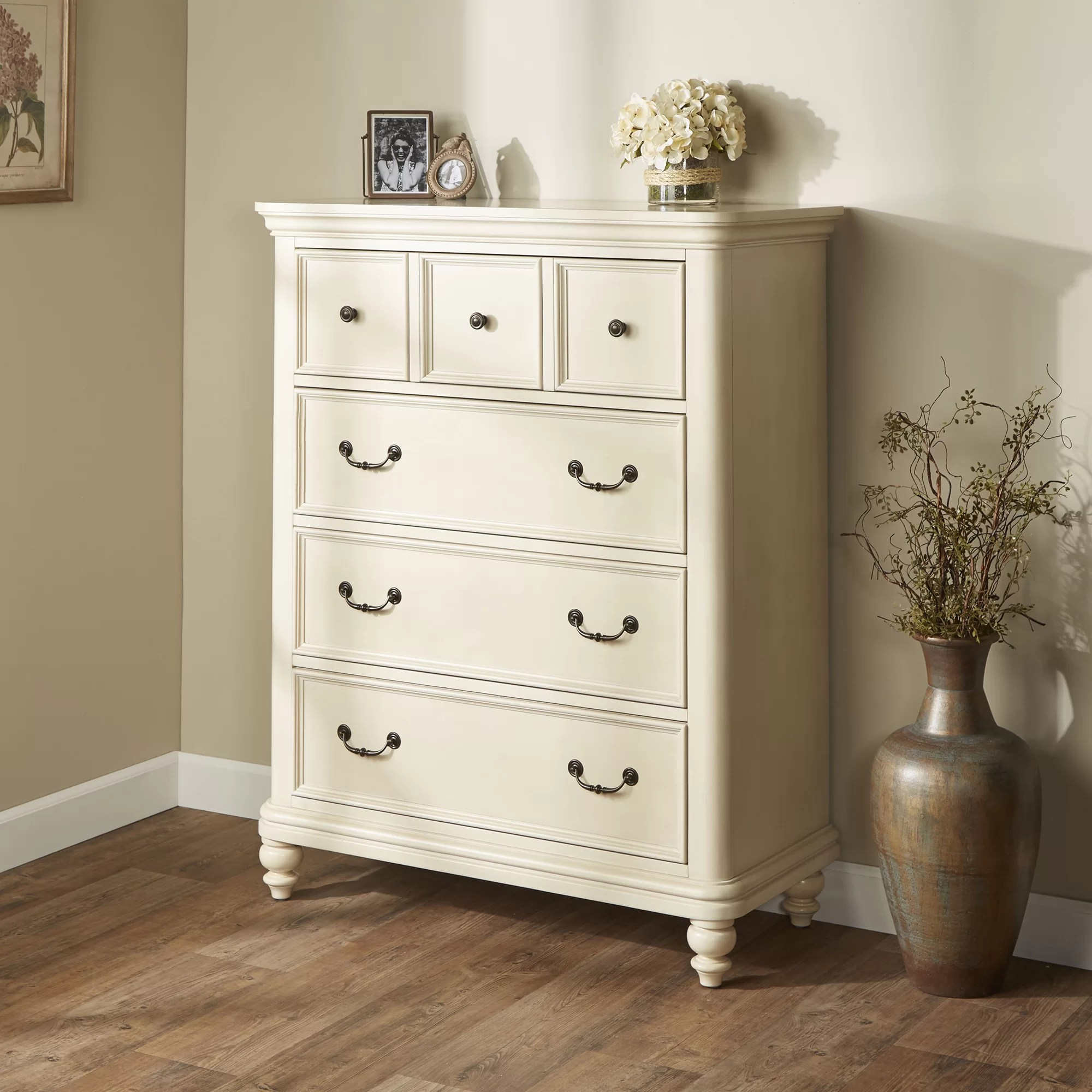 6 Drawer Chest Of Drawers Gerdie 6 Drawer Chest