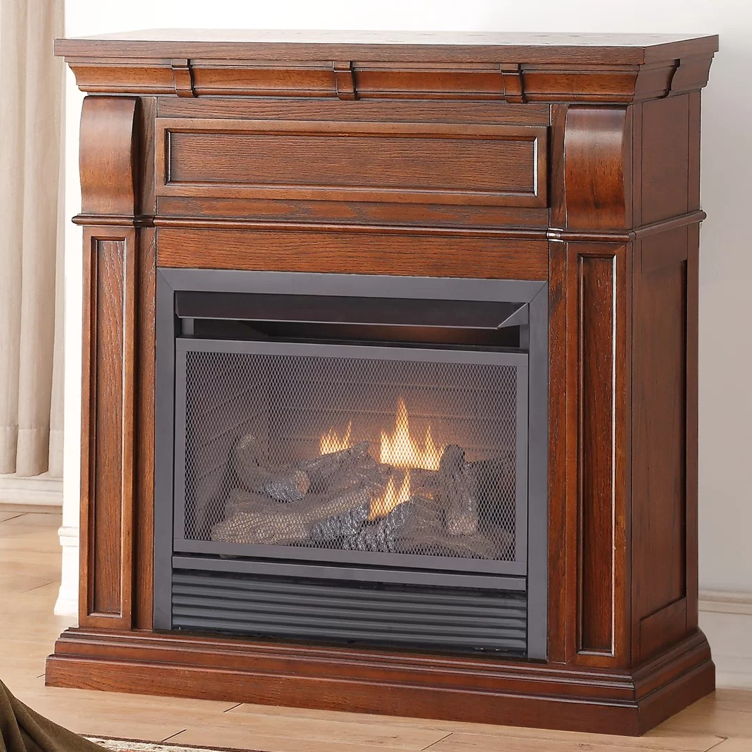 Propane Fireplace Installation Chestnut Vent Free Natural Gas Propane Fireplace