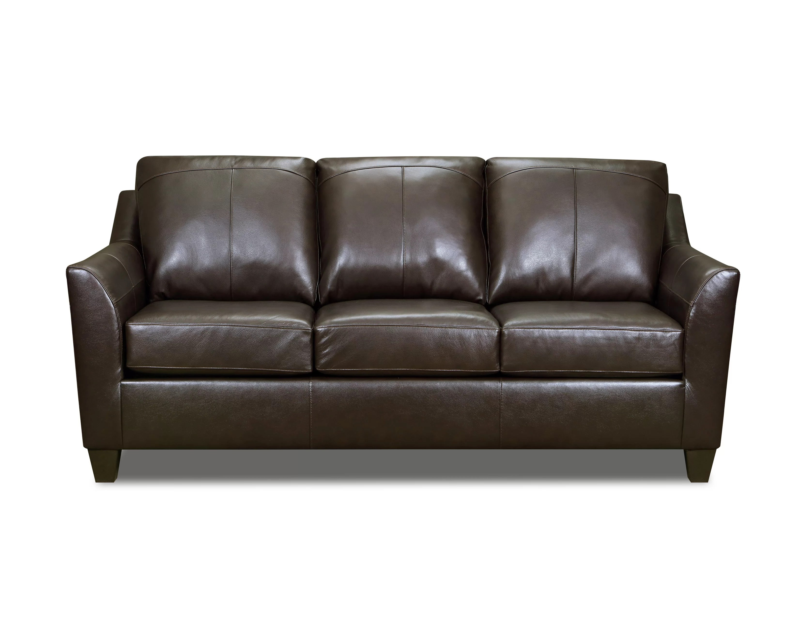 Sofa Leather Repair Toronto Basham Leather Sofa Bed