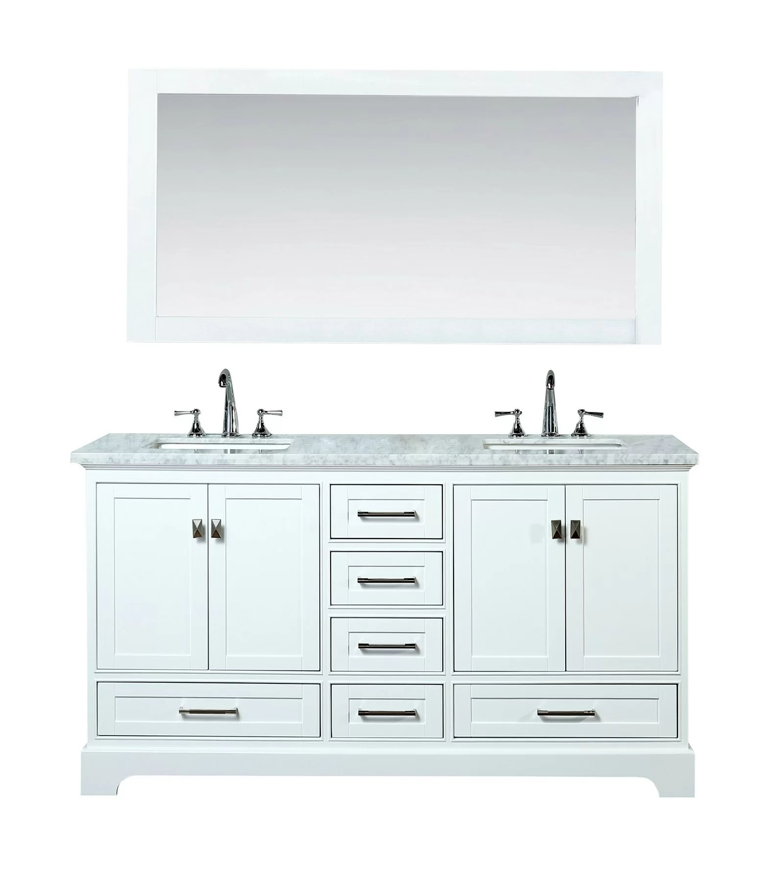 Bathroom Vanity 72 Double Sink Stian 72