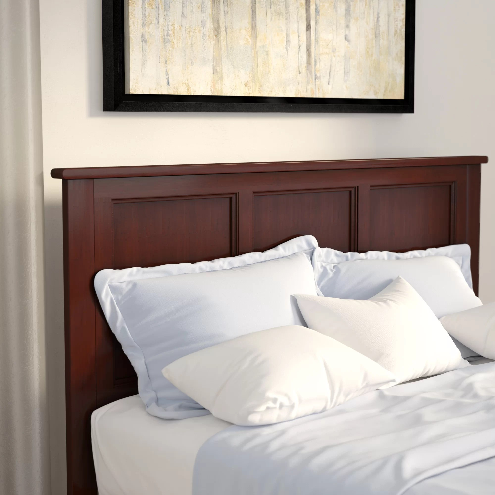 Bed Headboard Marjorie Panel Headboard