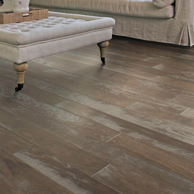 Shaw Floors Chic Hickory 48quot Engineered Hardwood Flooring
