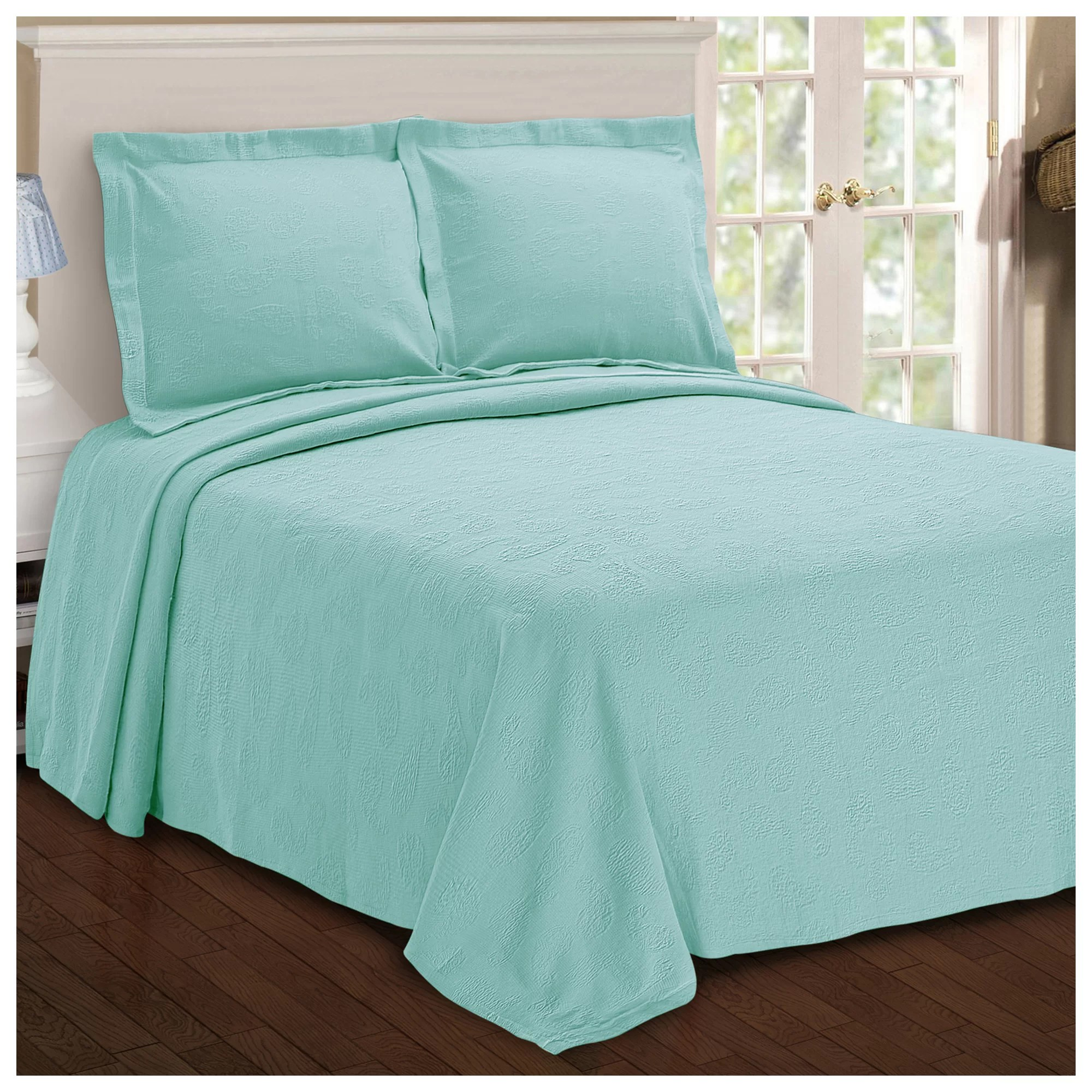 Single Coverlet Benito Single Coverlet