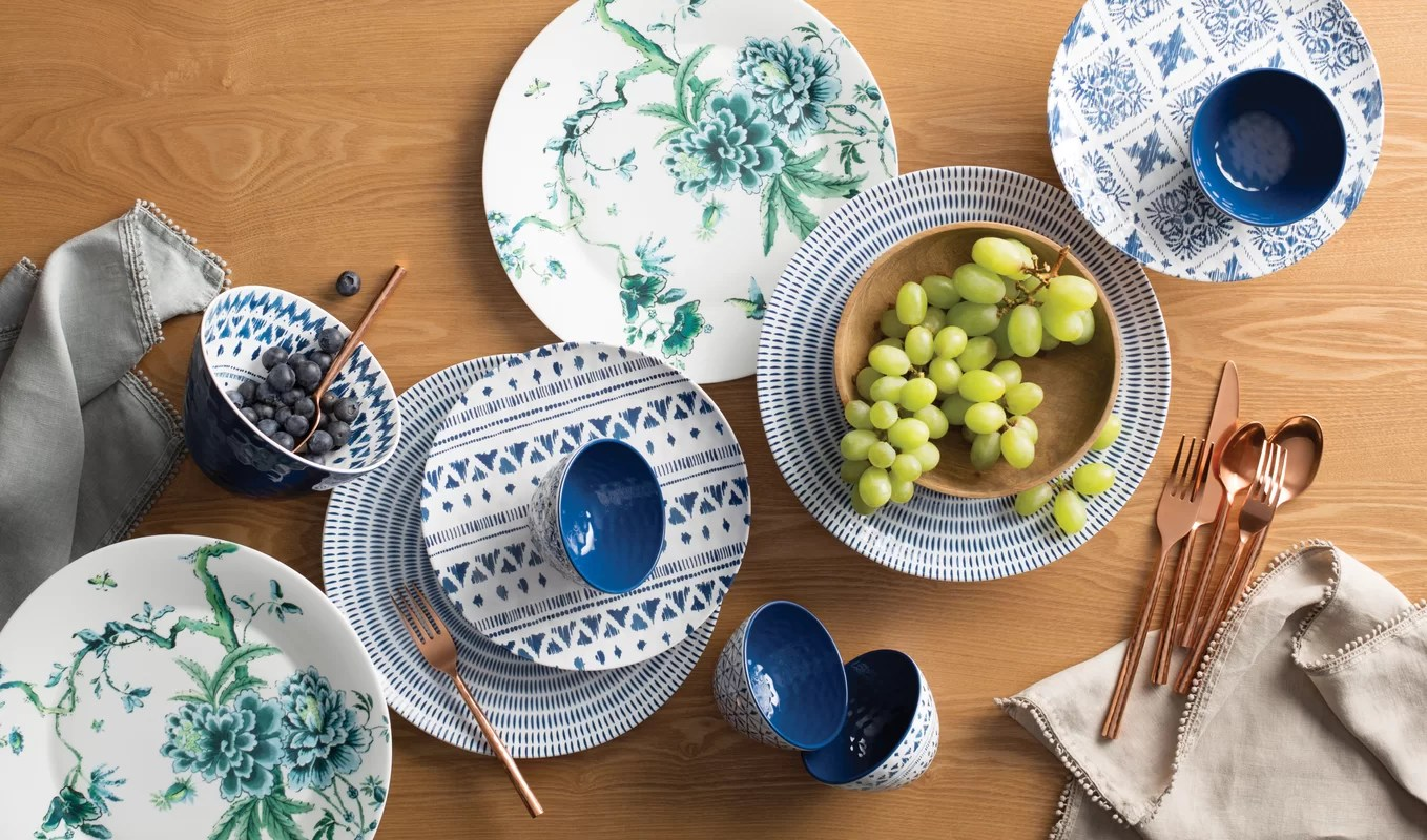 Tarhong Indochine Ikat Melamine Dinner Plate Reviews. SaveEnlarge & Melamine Kids Plates - Castrophotos