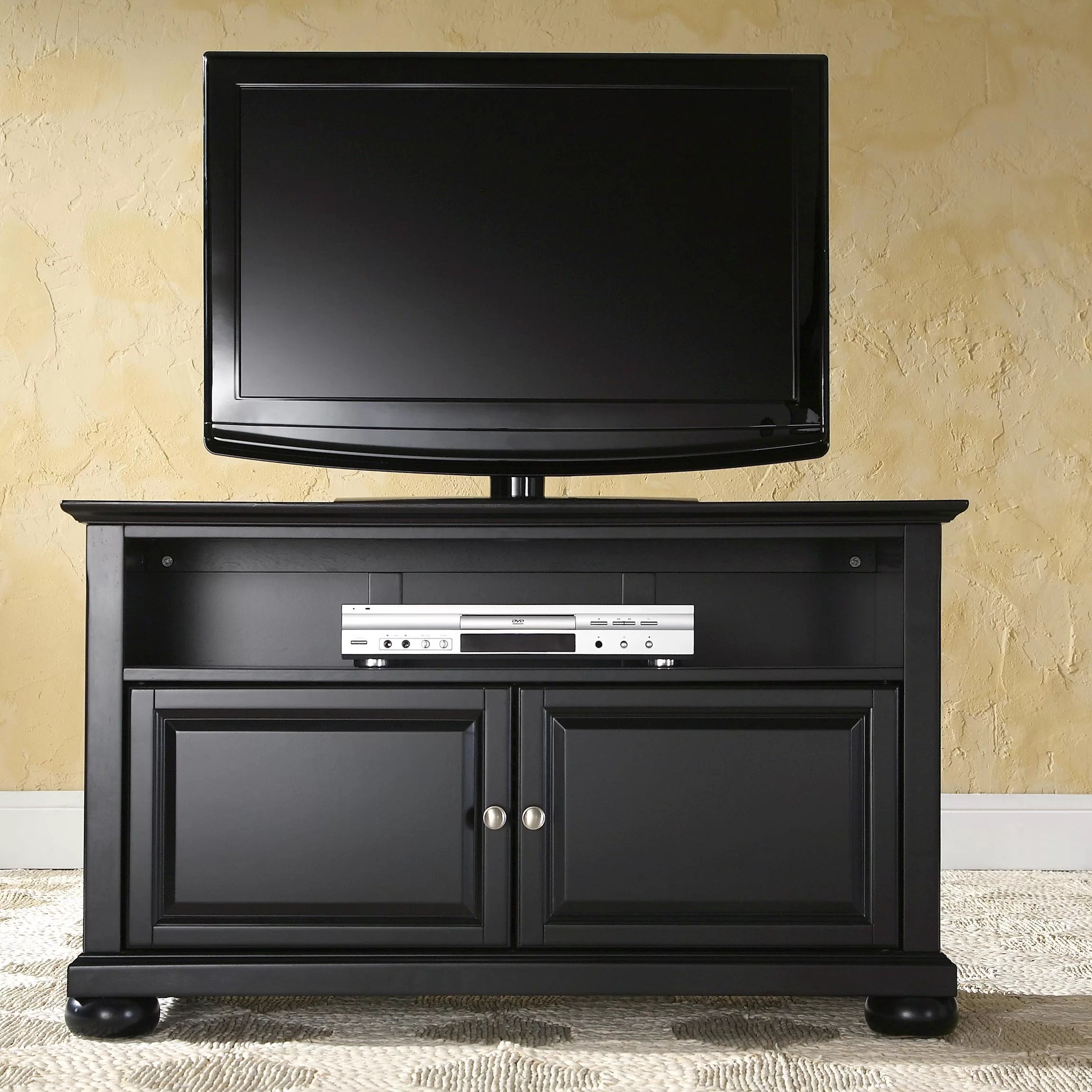 Flat Screen Tv Stands Claribel Tv Stand For Tvs Up To 42