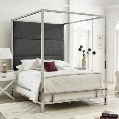Canopy Queen Size Beds You39ll Love Wayfair