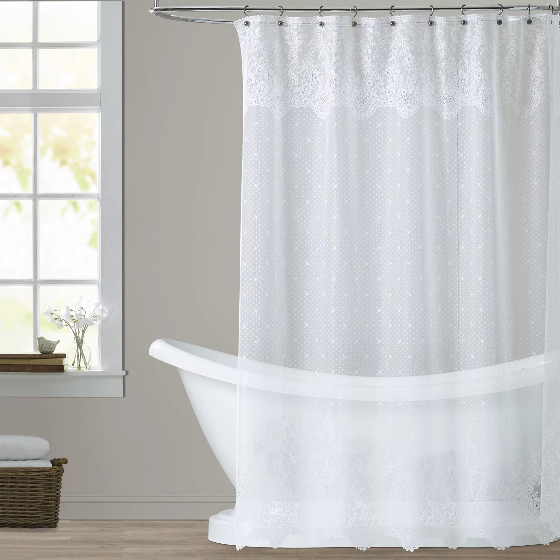 How To Make Shower Curtain Victor Single Shower Curtain