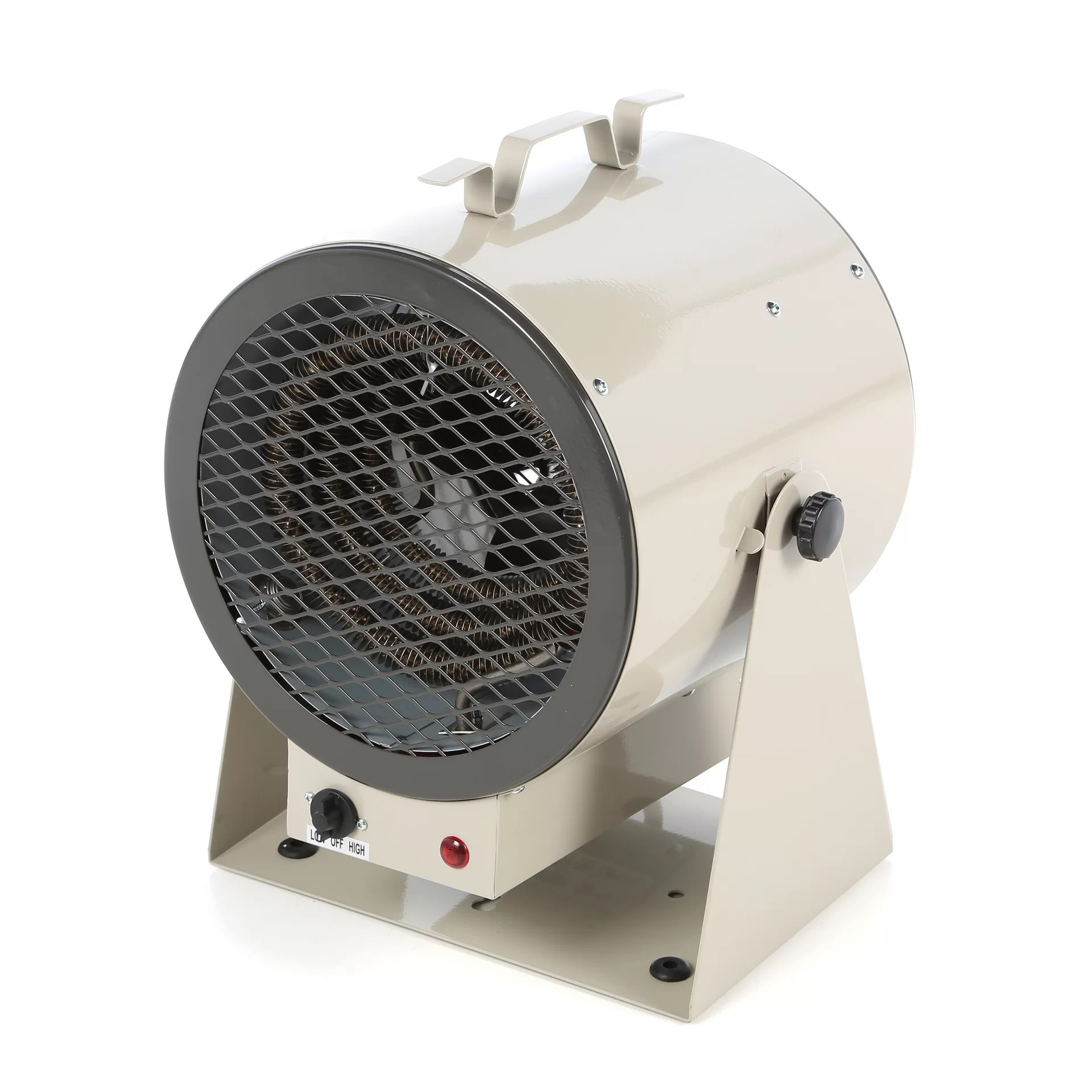Garage Workshop Fan Portable Electric Fan Utility Heater