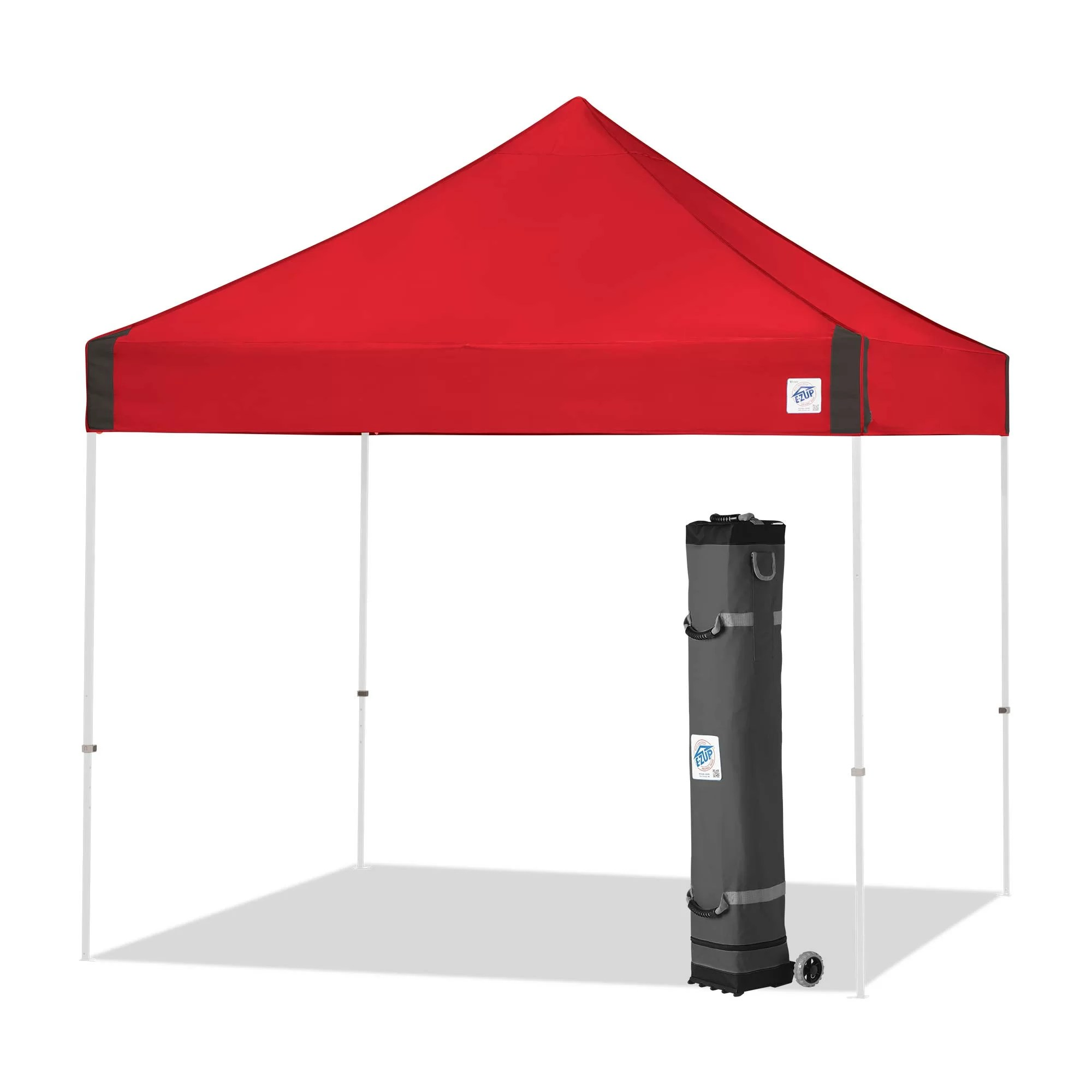 Pop Up Canopy Vantage 10 Ft W X 10 Ft D Steel Pop Up Canopy