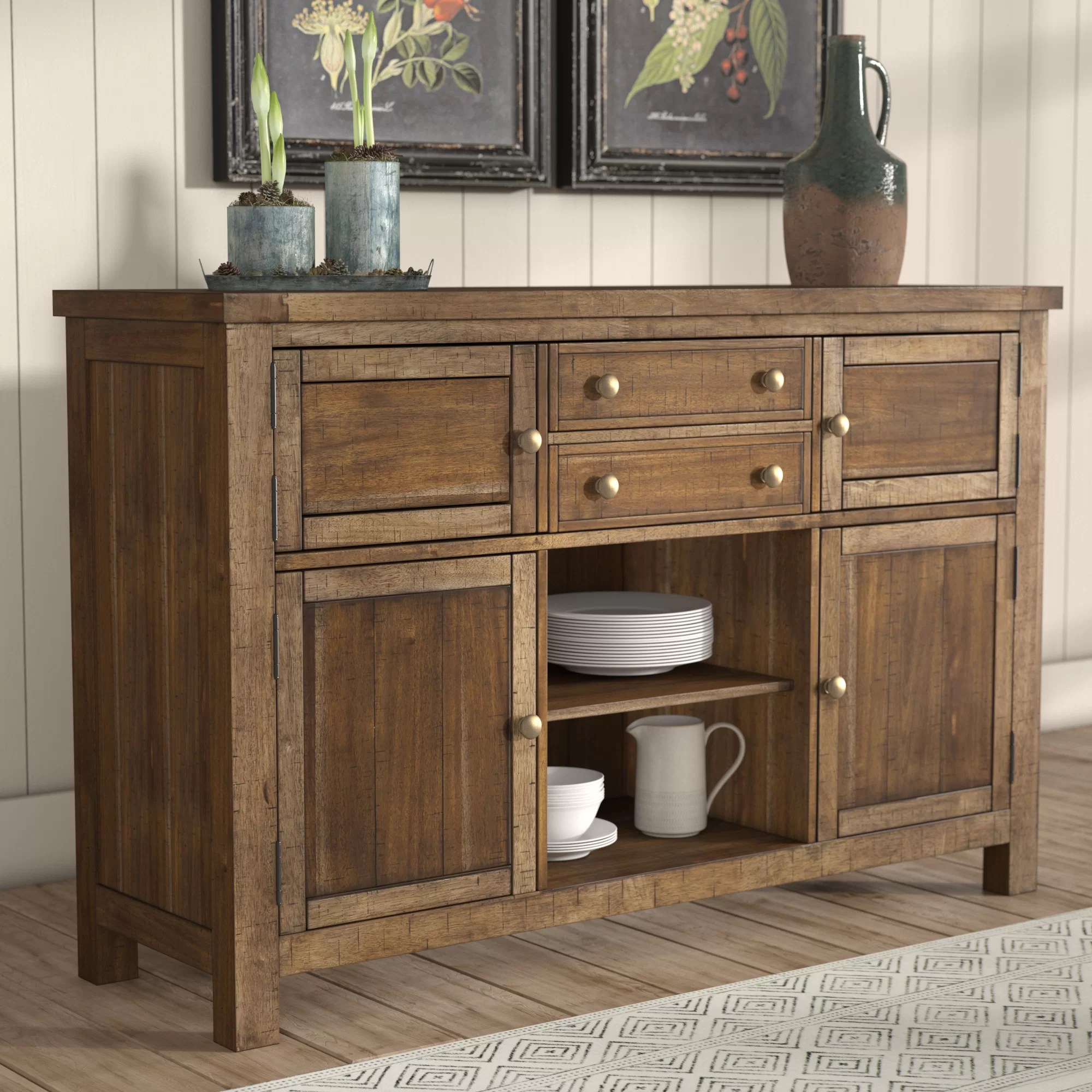 Dining Room Furniture Buffet Hillary Dining Room Buffet Table