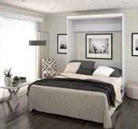 Red Barrel Studio Jordan Queen Murphy Bed & Reviews | Wayfair