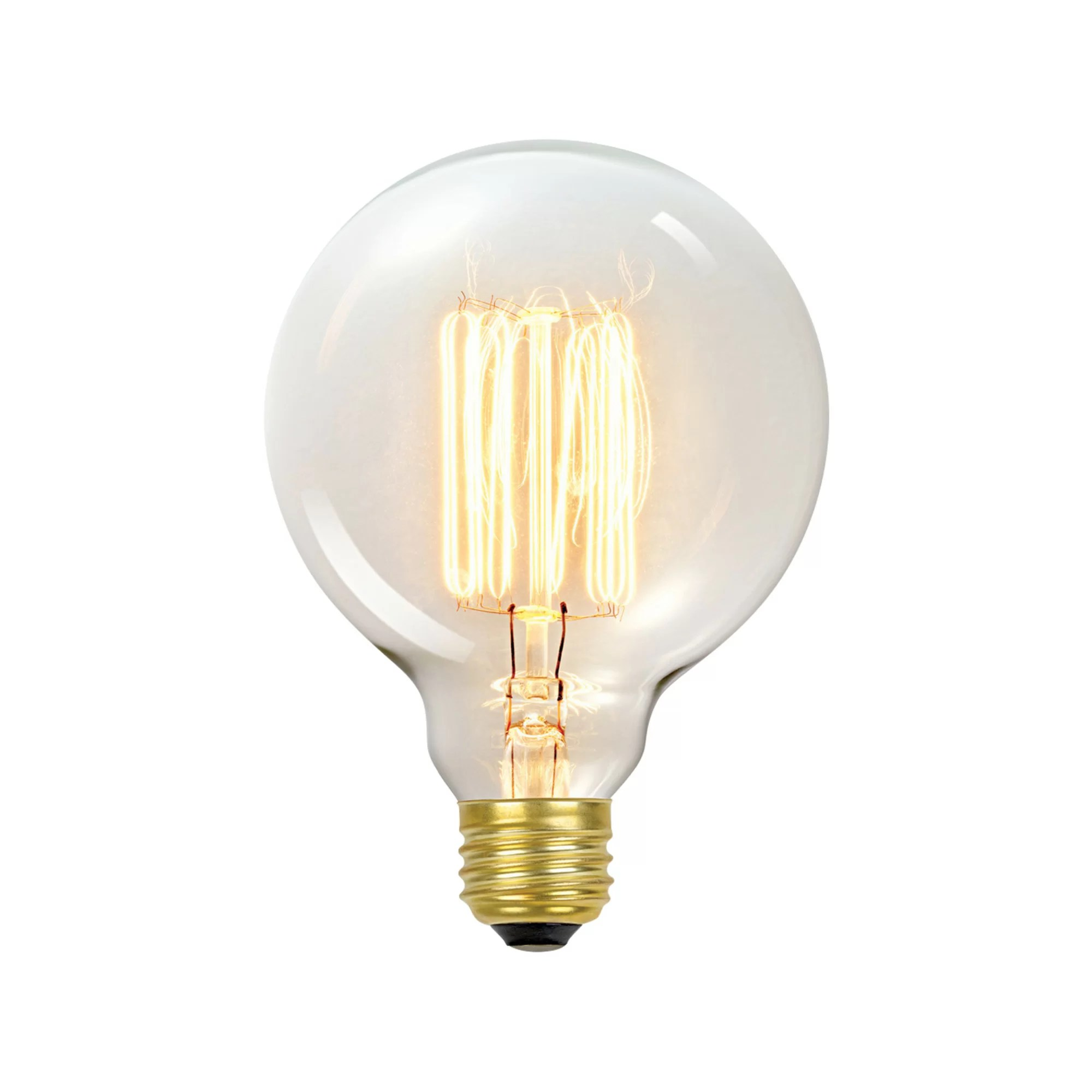 60w Light Bulb 60 Watt G30 Incandescent Dimmable Light Bulb Warm White 2700k E26 Medium Standard Base