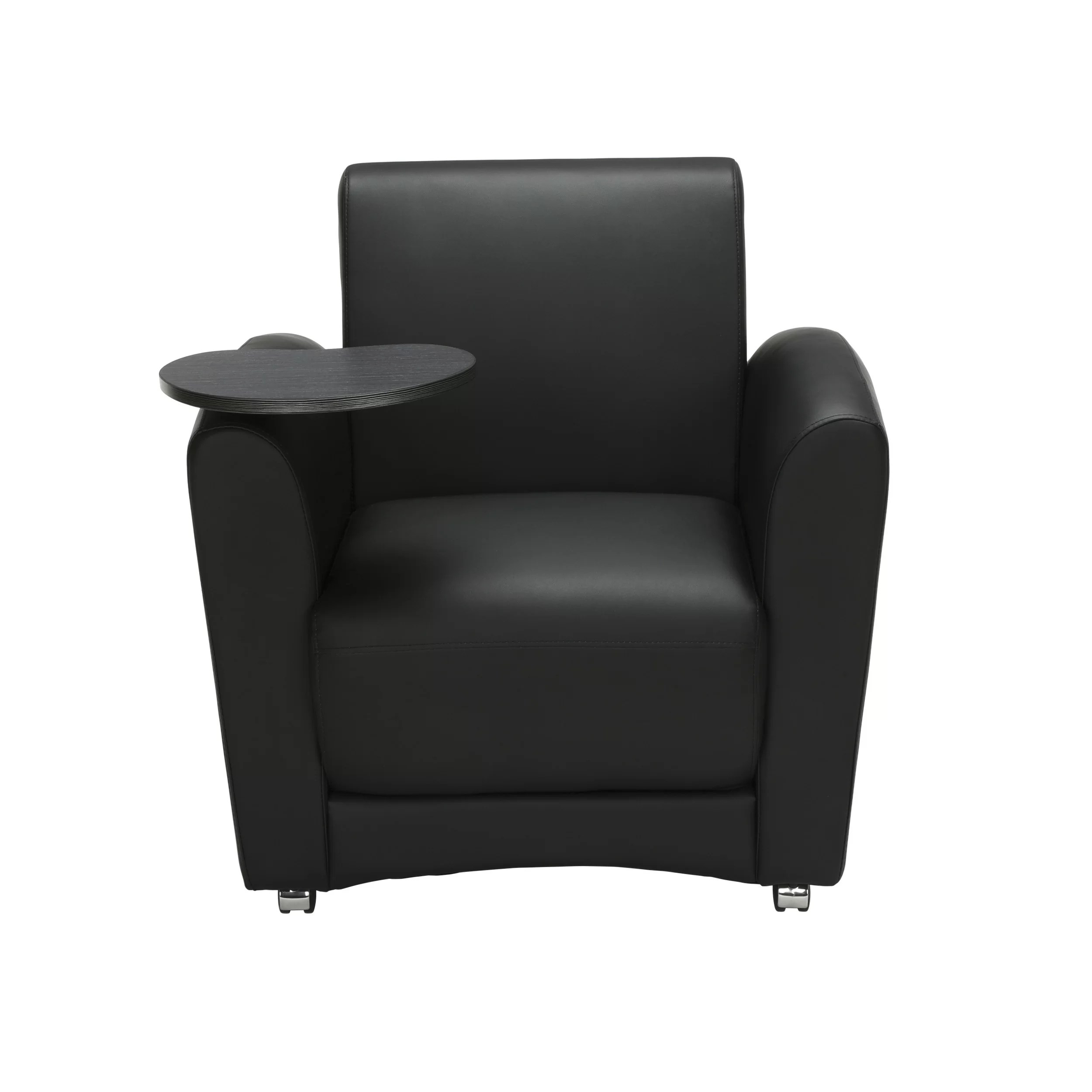 Leather Lounge Interplay Leather Lounge Chair