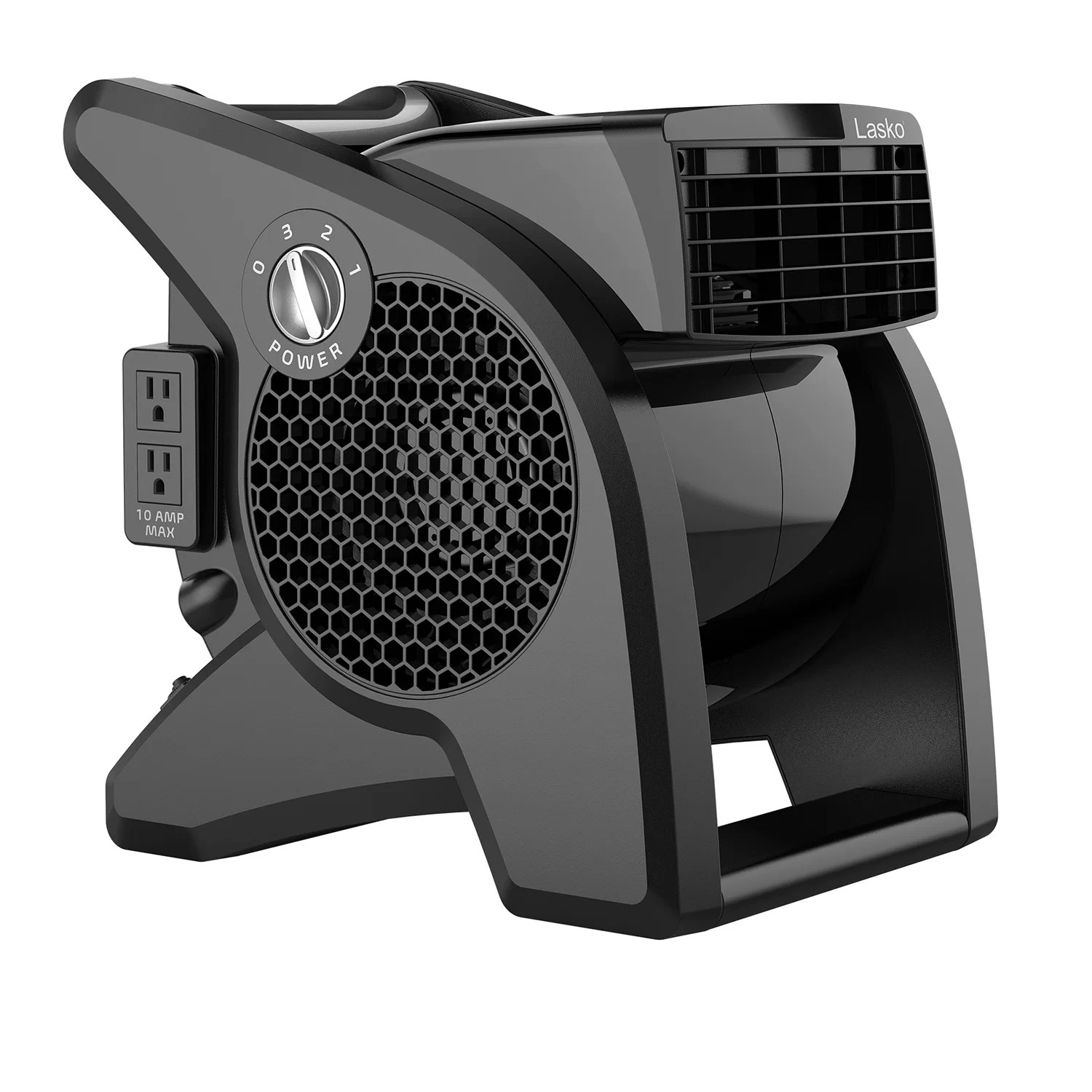 Garage Workshop Fan Pro Performance Pivoting Blower Floor Fan