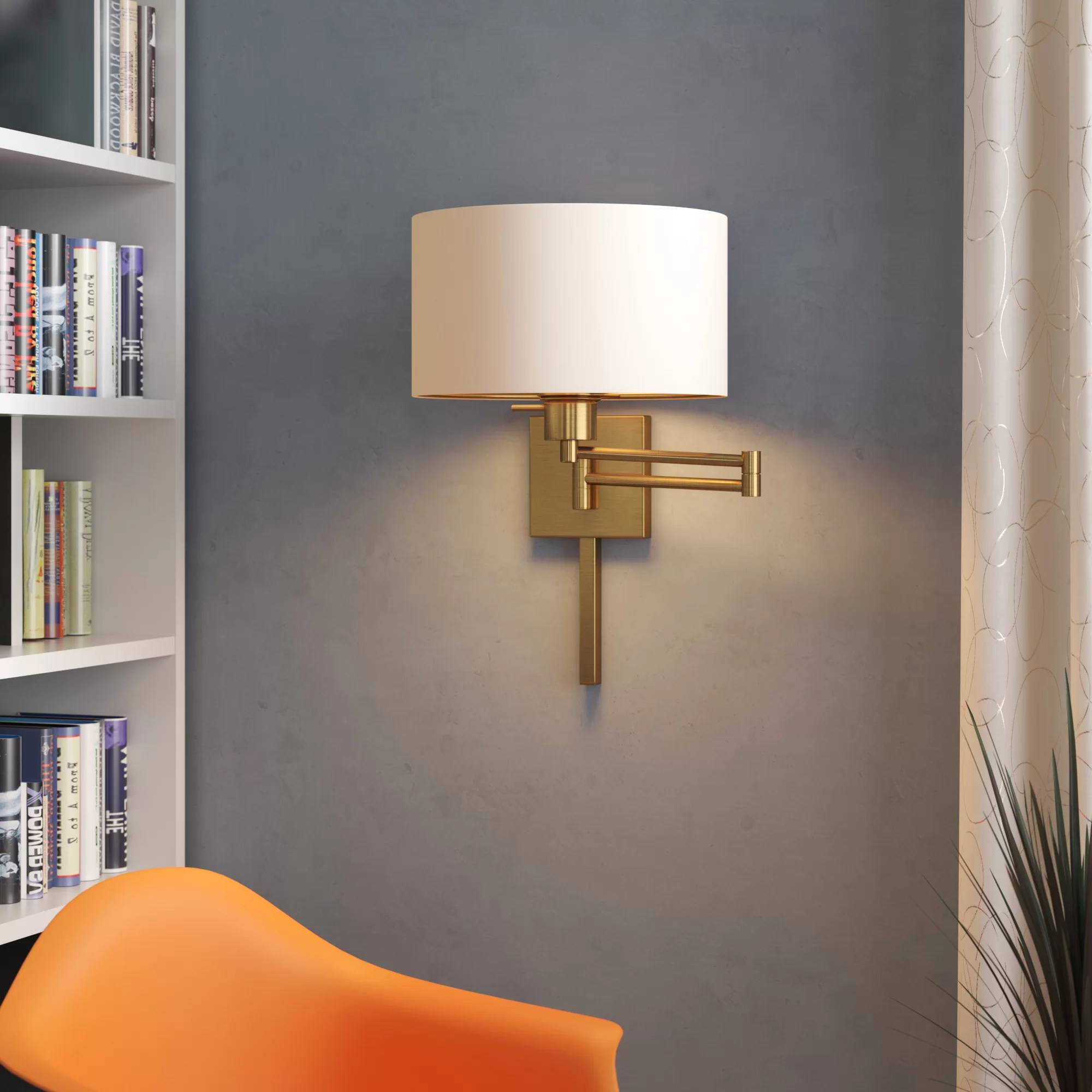 Swing Wall Lamp Jarratt Swing Arm Lamp
