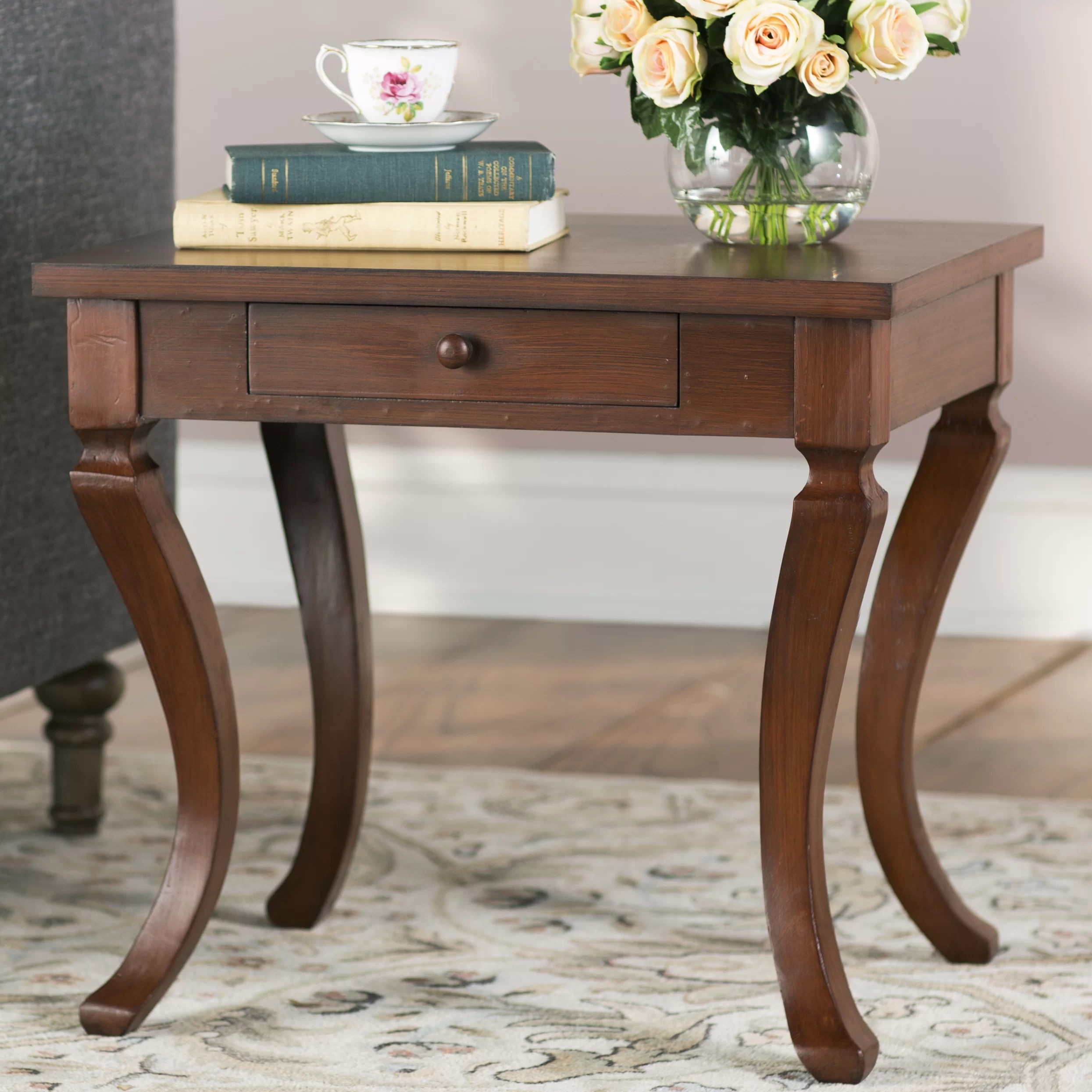 Coffee And End Tables With Storage Clarksdale End Table With Storage
