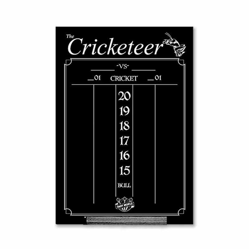 Dart World Cricketeer Chalkboard Scoreboard Backboard  Reviews
