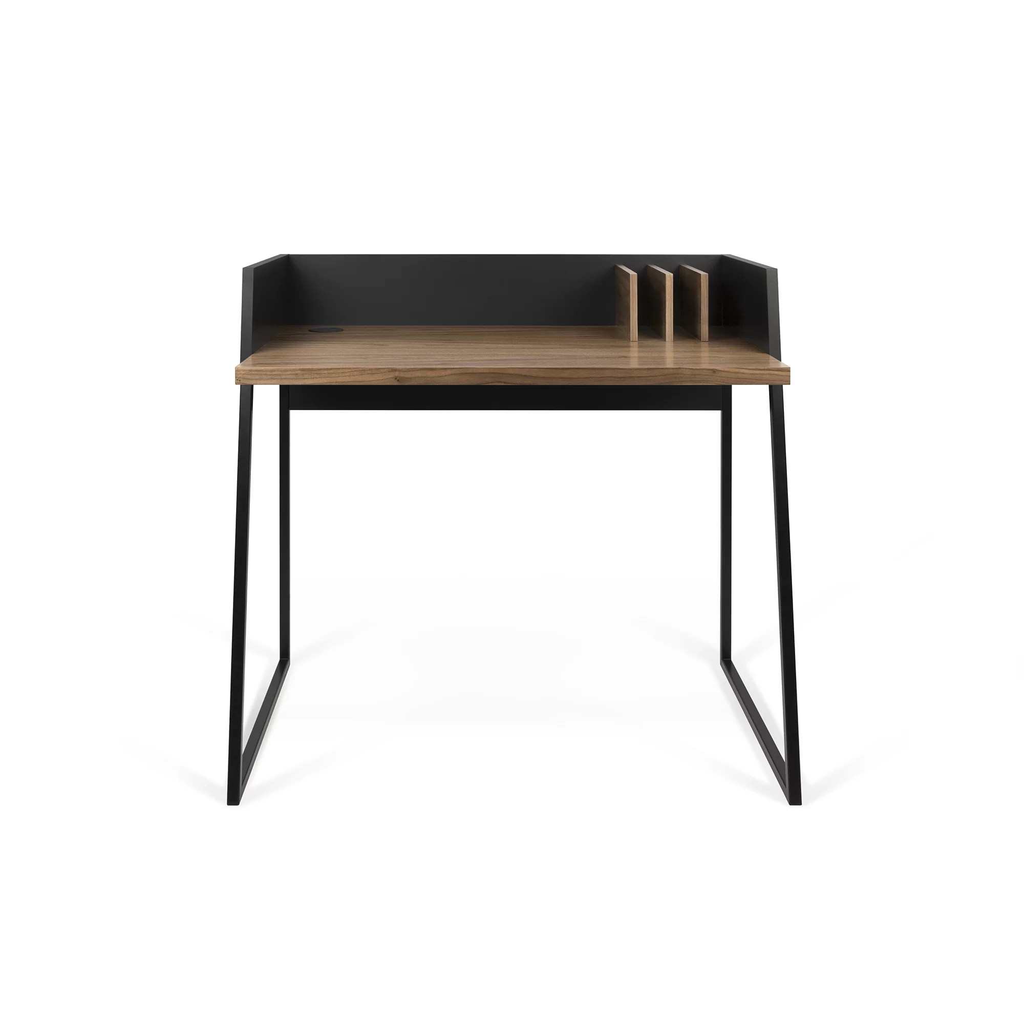 Urban Sofa Barneveld Wood Writing Desk Reviews Allmodern