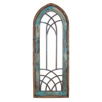 MyAmigosImports Valeria Architectural Window Wall Decor