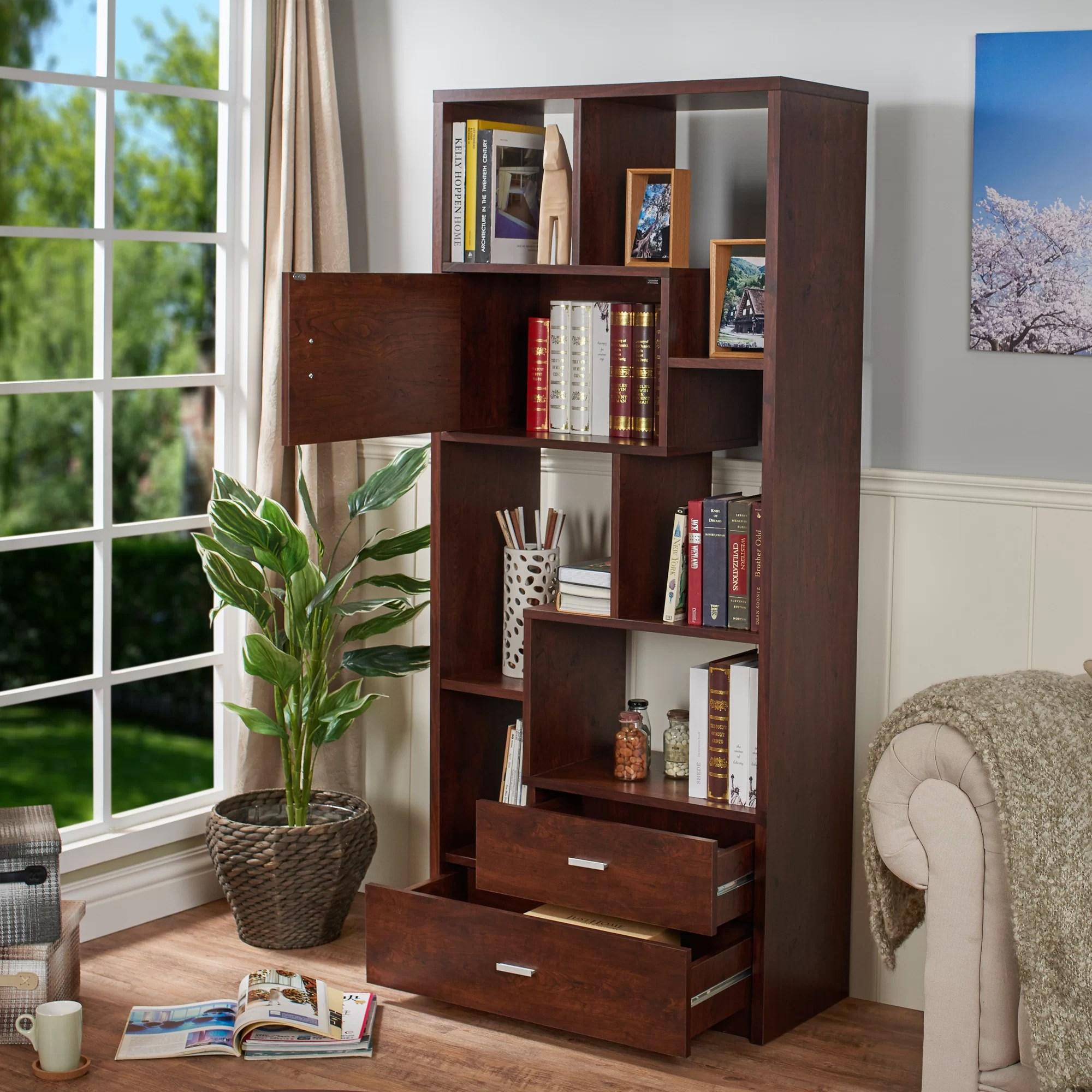 71quot Cube Unit Bookcase Reviews Allmodern