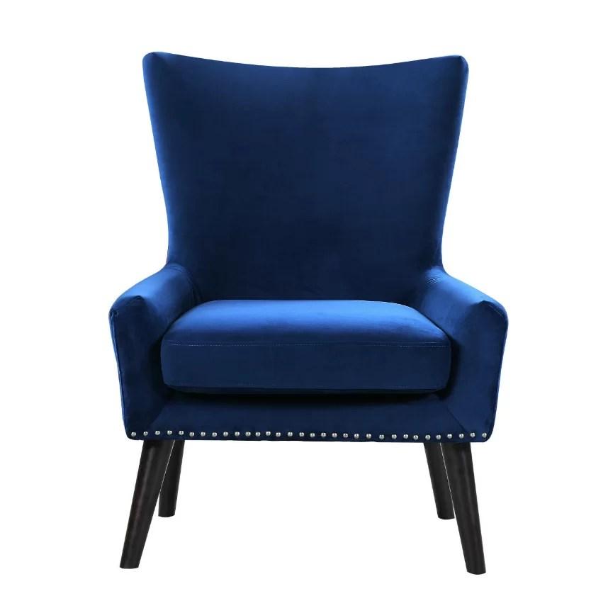 Aj Homes Studio High Back Arm Chair Reviews Wayfair