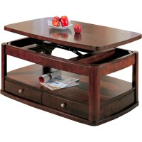Wildon Home  Benicia Coffee Table with Lift-Top & Reviews ...