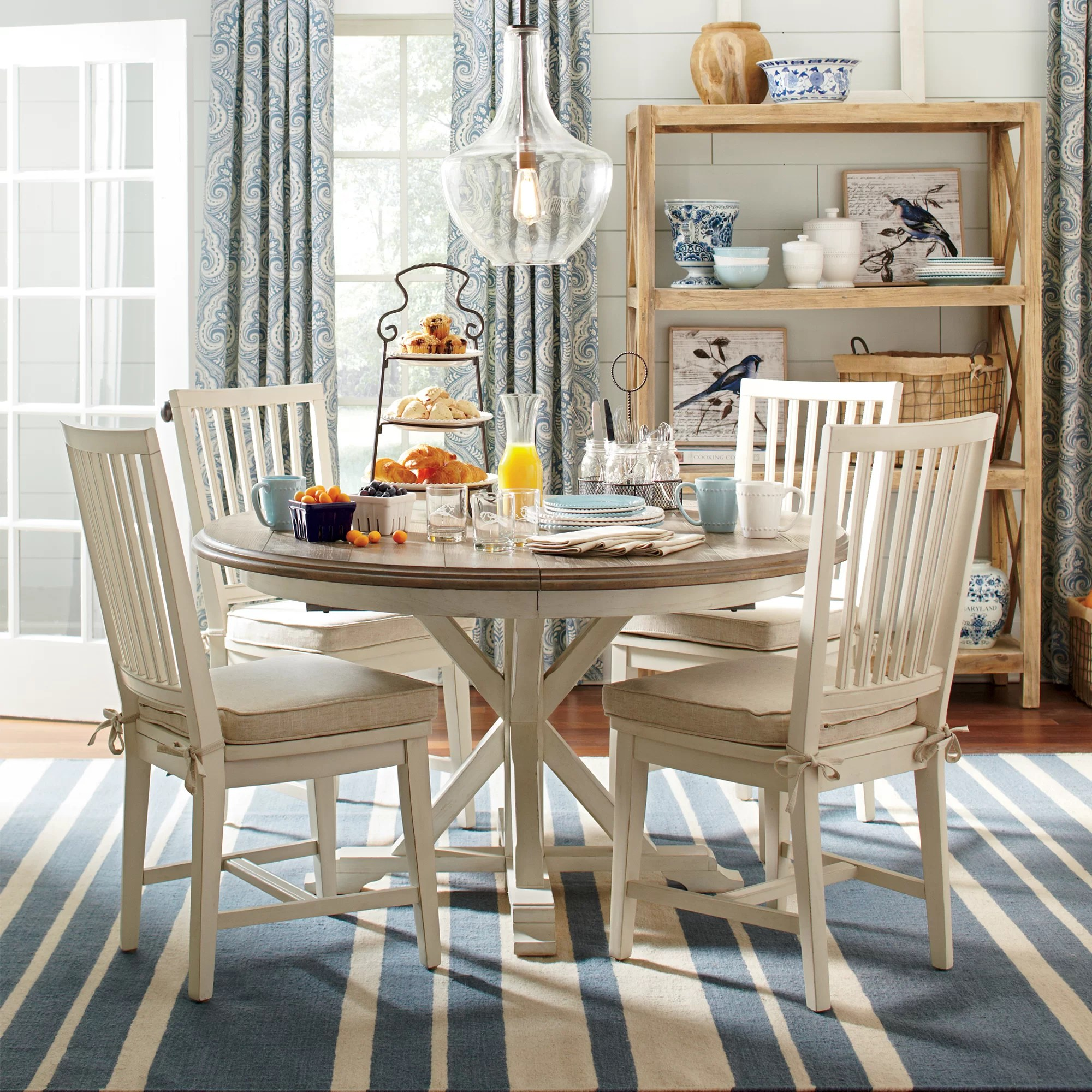 round kitchen dining tables c a~ round kitchen tables QUICK VIEW Teresa Extending Round Dining Table