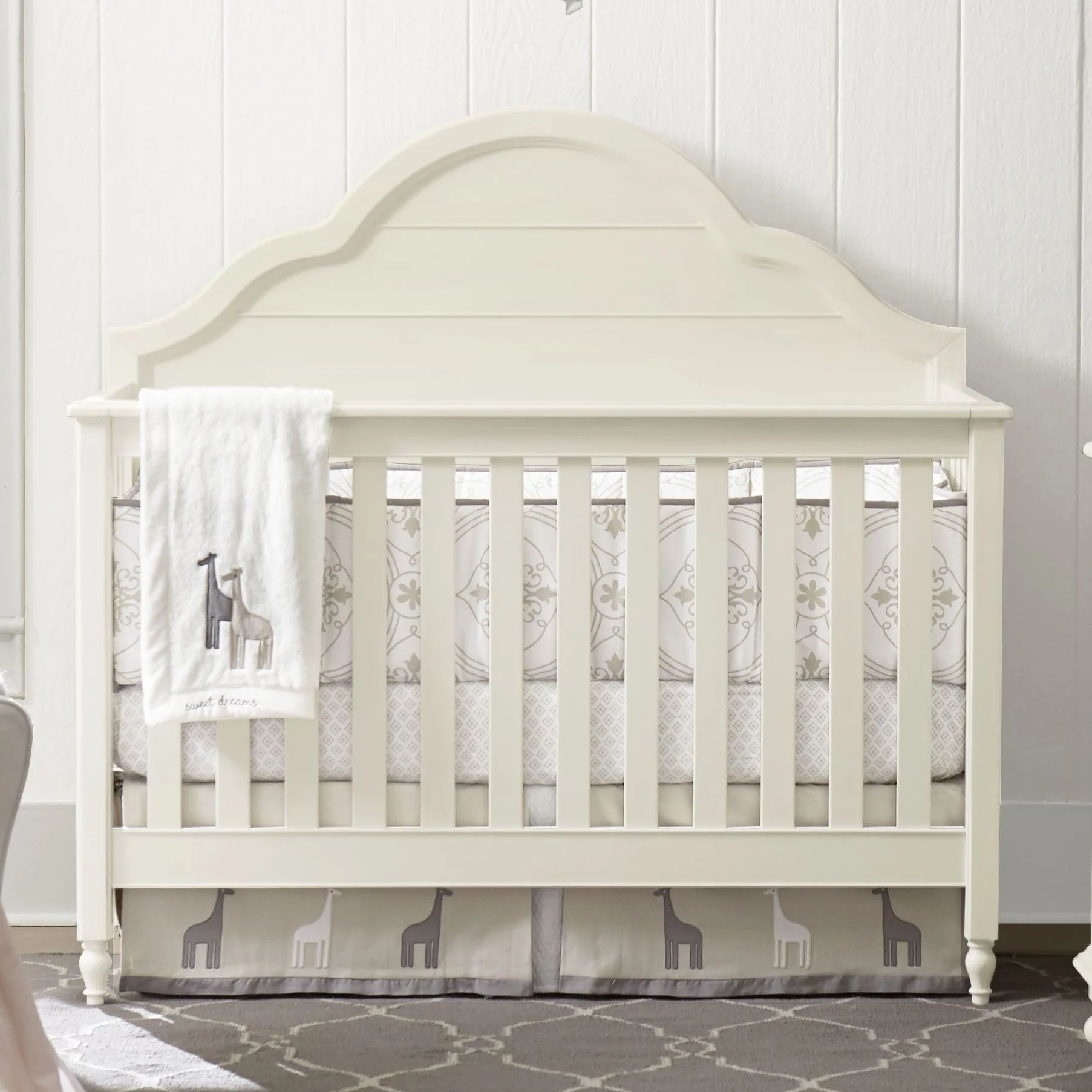 Lc kids inspirations by wendy bellissimo convertible crib
