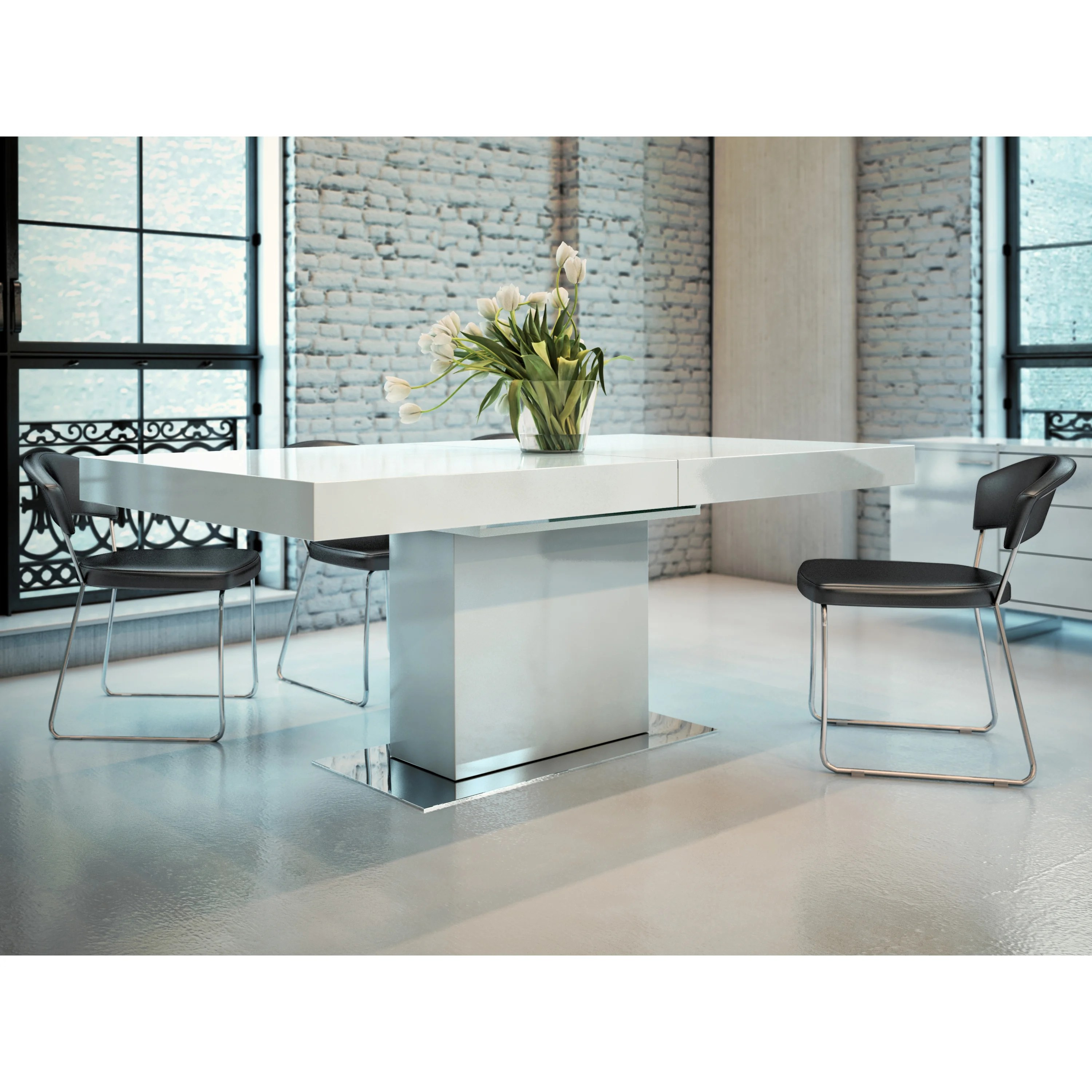 dining kitchen tables c modern kitchen table Astor Dining Table