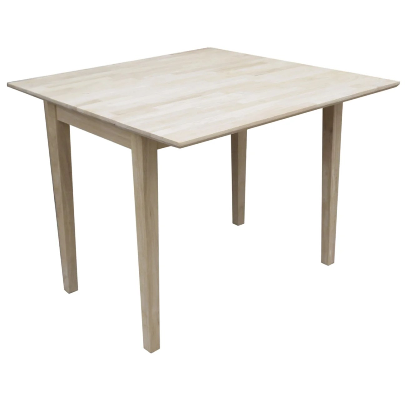 drop leaf kitchen dining tables c a~ drop leaf kitchen table Wembley Dining Table with Dual Drop Leaf
