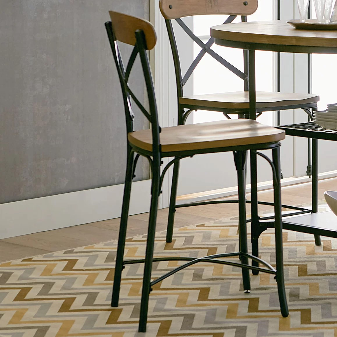 Where To Buy Bar Stools In Toronto Laurel Foundry Modern Farmhouse Emile 23 75 Quot Bar Stool