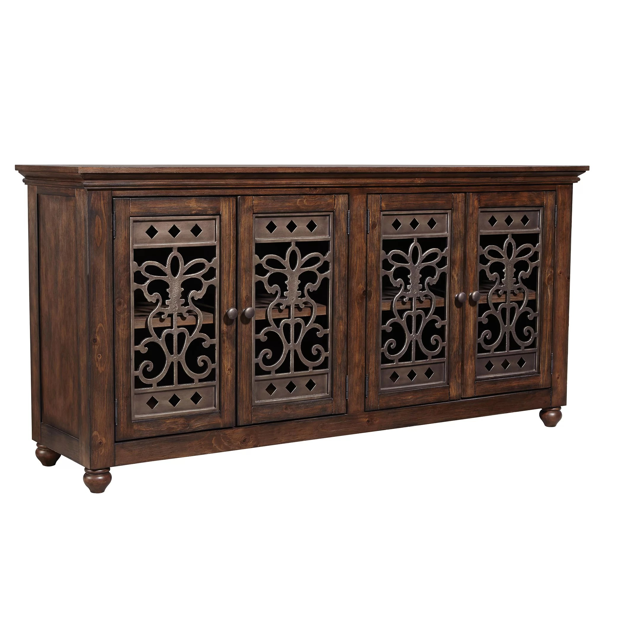Flur Sideboard Fleur De Lis Living Melinda Sideboard & Reviews | Wayfair.ca