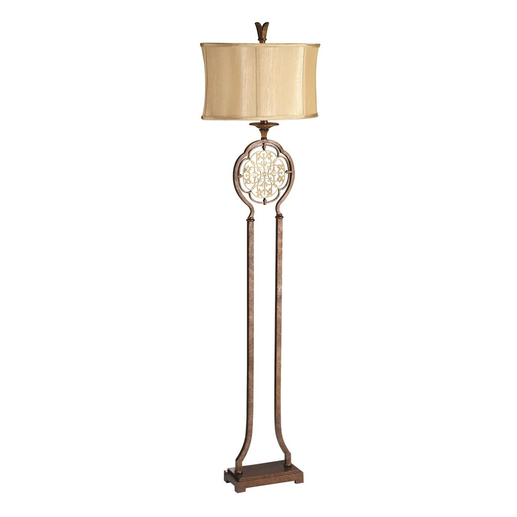 Standard Floor Lamps Marcella 160cm Standard Floor Lamp Wayfair Uk