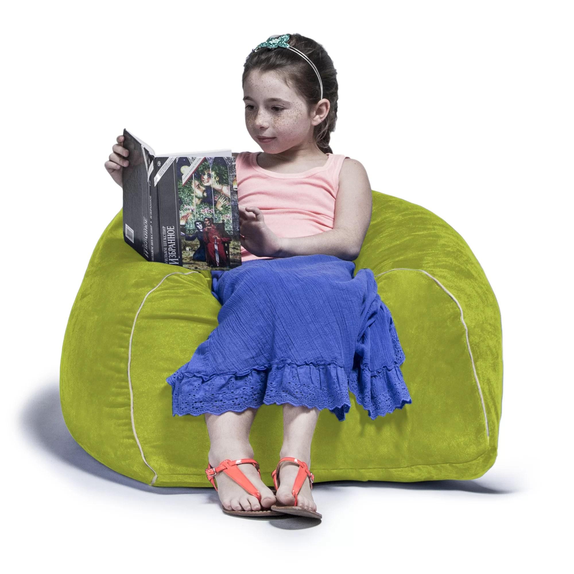Jaxx 2539 Kids Club Bean Bag Chair Reviews Wayfair