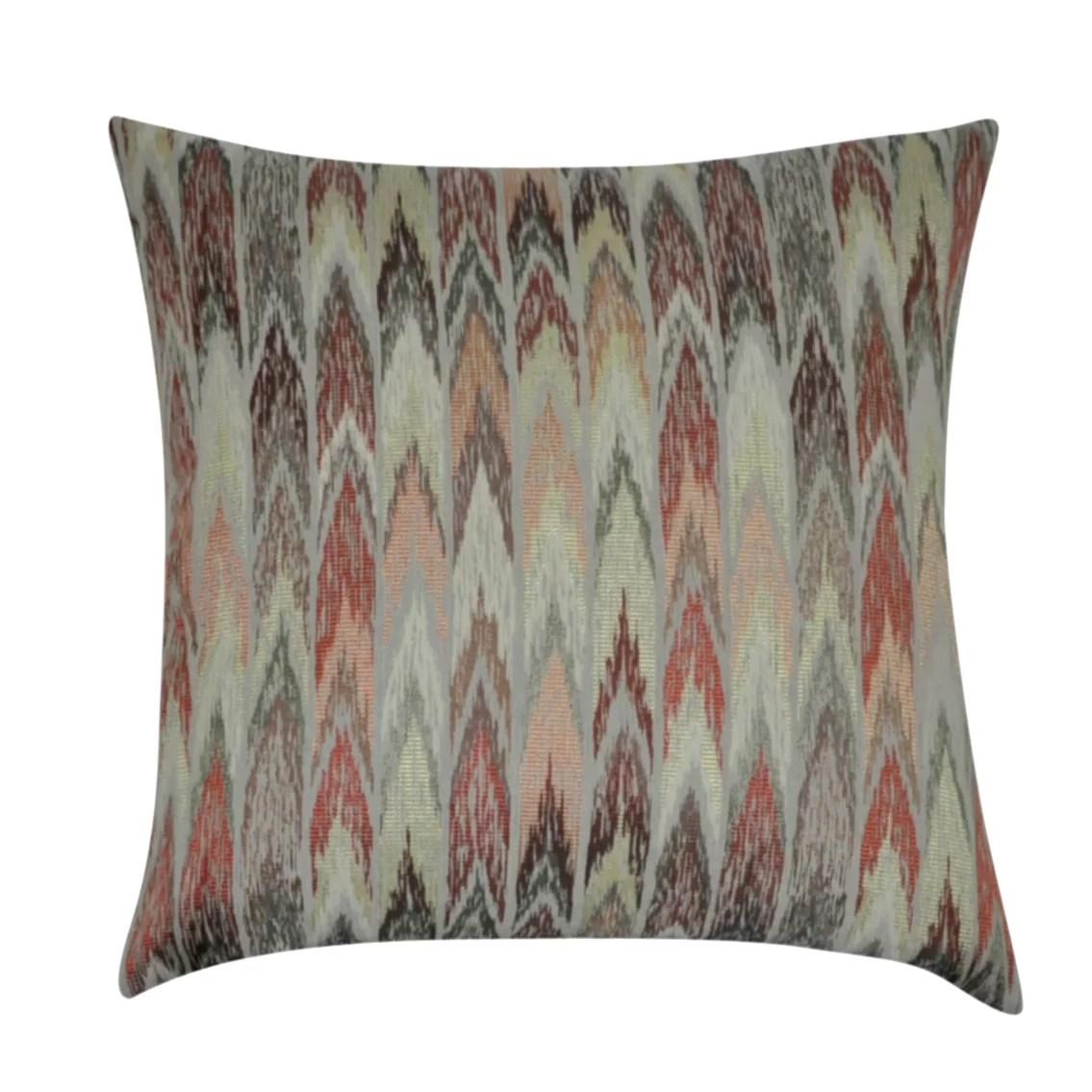 Ikat Decorative Throw Pillow Wayfair