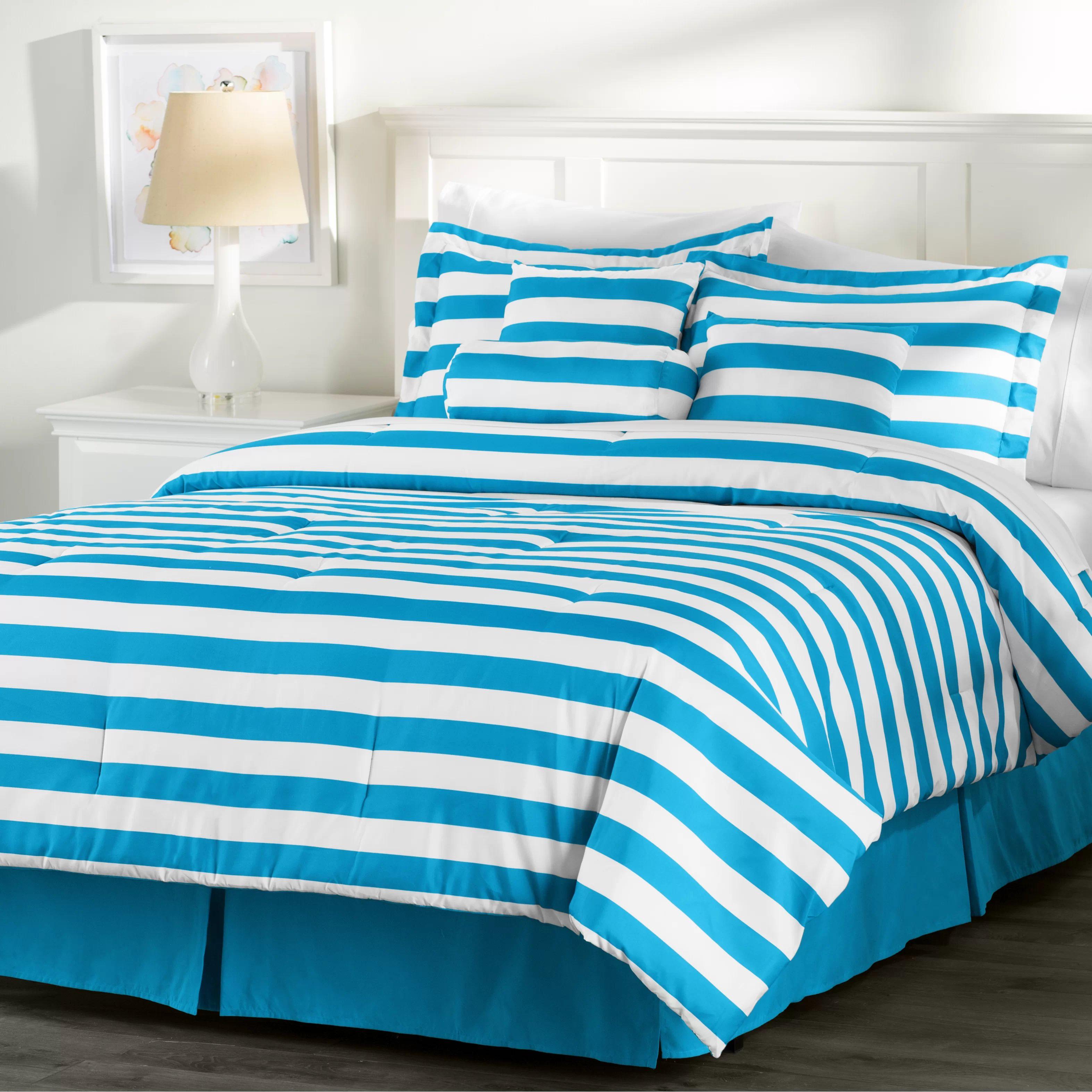 Wayfair basics wayfair basics 7 piece comforter set amp reviews