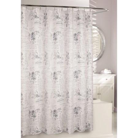 Spirella Textile Shower Curtain