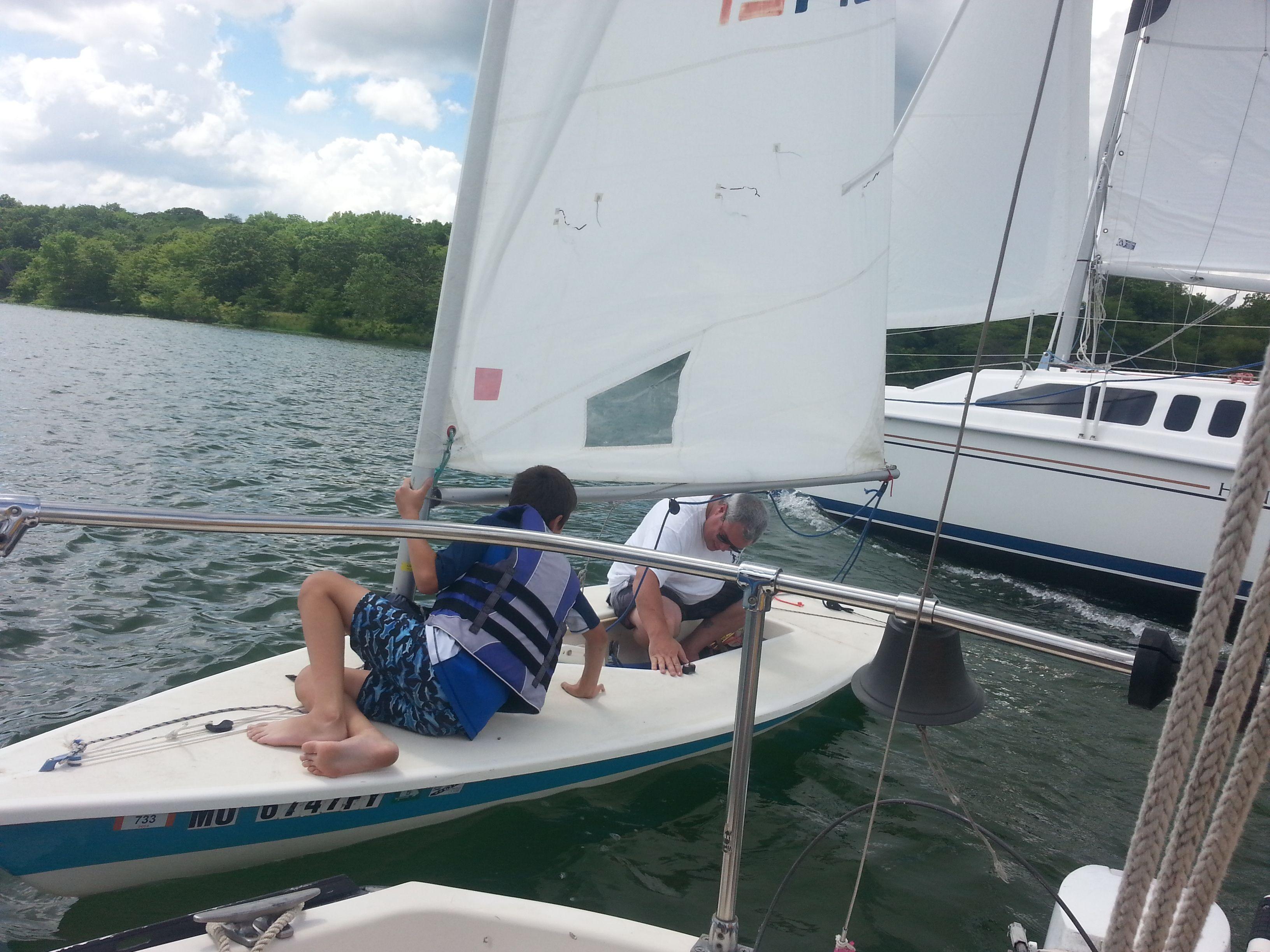 yacht club lawrence ks