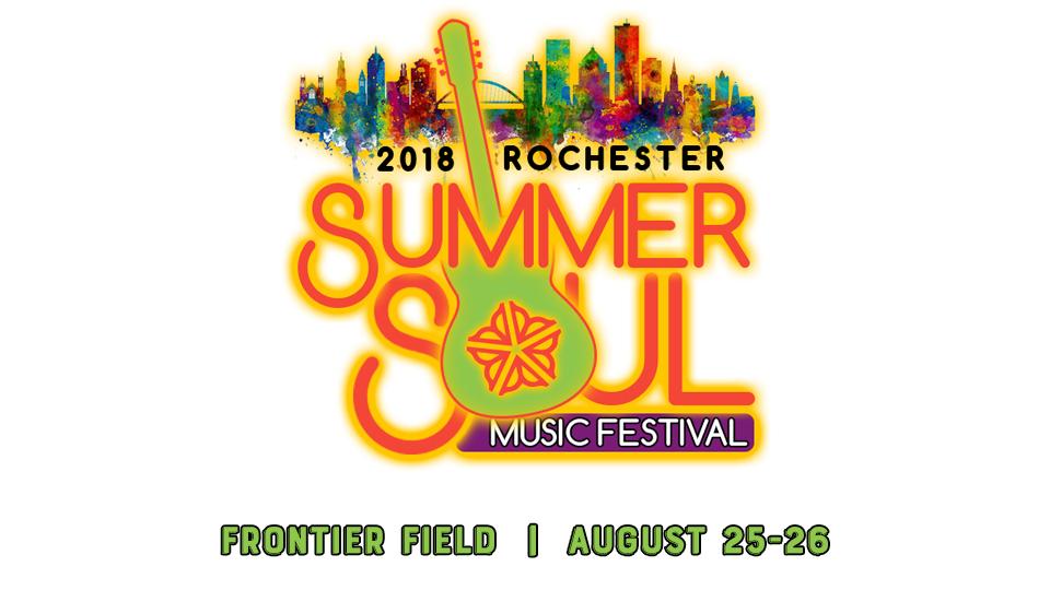 Rochester Summer Soul Music Fest August 25-26 Rochester Red Wings News