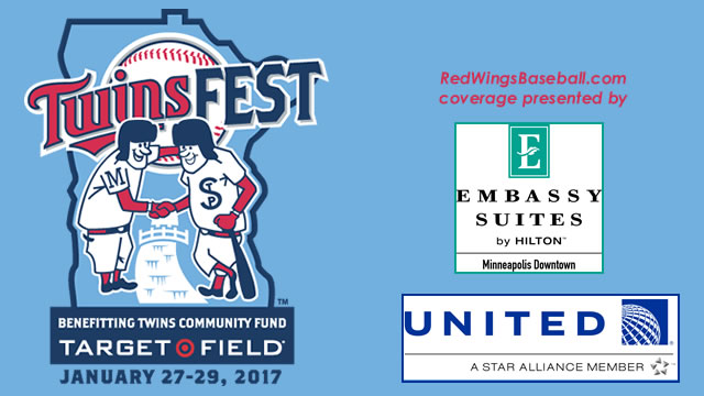 TwinsFest 2017 Rochester Red Wings News