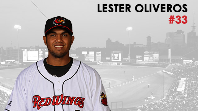 Oliveros leads Wings to split Rochester Red Wings News