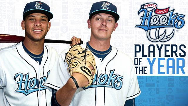 Hartman Cesar Named Hooks Pitcher Player Of The Year