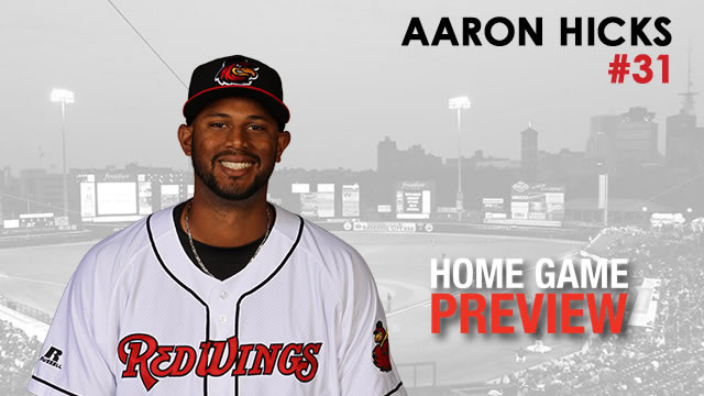 Home Game Preview Wed 42915 Rochester Red Wings News