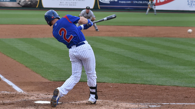 Dragons Storm to 7-2 Win in Finale South Bend Silver Hawks News