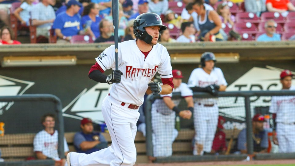 Rattlers Drop Series Finale to Dragons Wisconsin Timber Rattlers News
