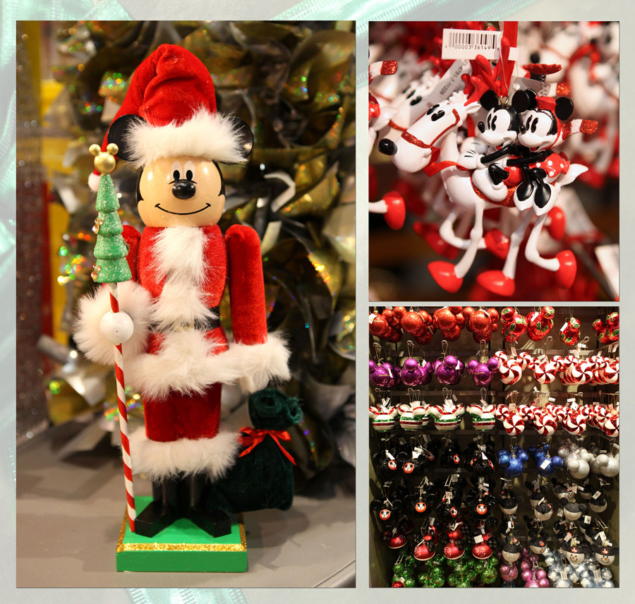 Decorating Disney Style for the Holidays Disney Parks Blog - disney christmas decorations